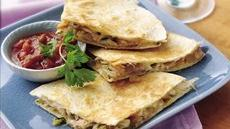 Chicken Quesadilla Sandwiches Recipe