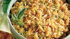 Sweet 'n Spicy Veggie Couscous Recipe