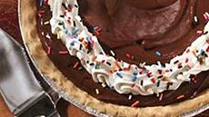 Easy Pudding Pie Recipe