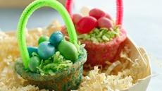 Easter Basket Cookies Recipe
