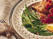 Honey-Almond Green Beans