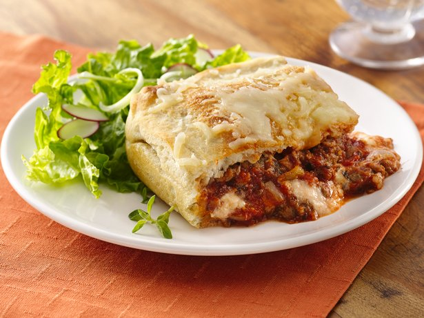 Deep-Dish Lasagna Pie