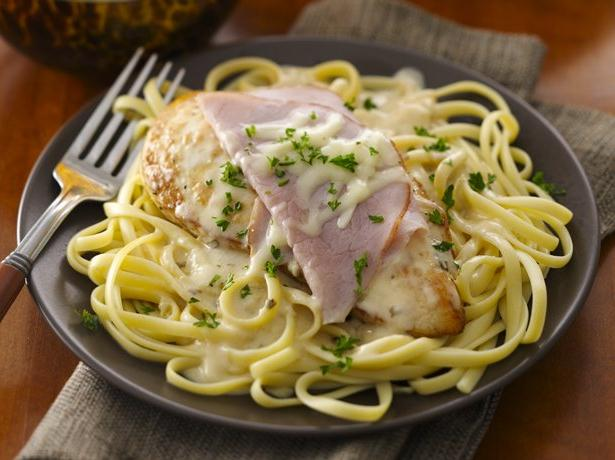 Easy Weeknight Chicken Cordon Bleu