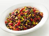 Healthified Mexican Bean Salad
