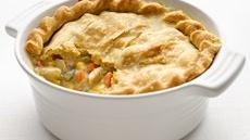 Healthified Chicken Pot Pie Recipe