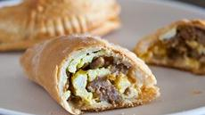Sausage, Egg and Cheese Mini Hand Pies Recipe