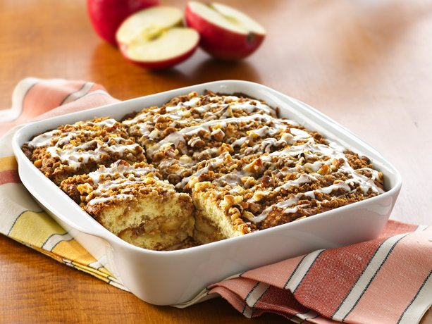 Image of Apple Coffee Cake, Betty Crocker