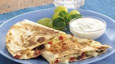 Greek Quesadillas Recipe