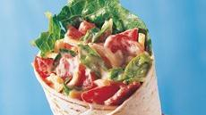 Burrito BLT Wrap Recipe
