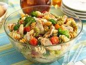 Zesty Potluck Pasta Salad