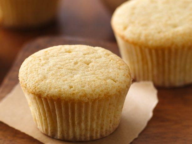 Amarillo Cupcakes