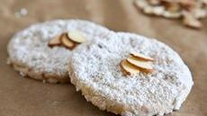 Double Almond Sugar Cookies Recipe