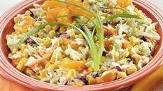 Mandarin Orange Corn Slaw Recipe