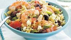 Shrimp and Orzo Salad Recipe
