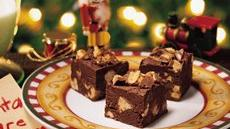 Candy Bar Fudge Recipe
