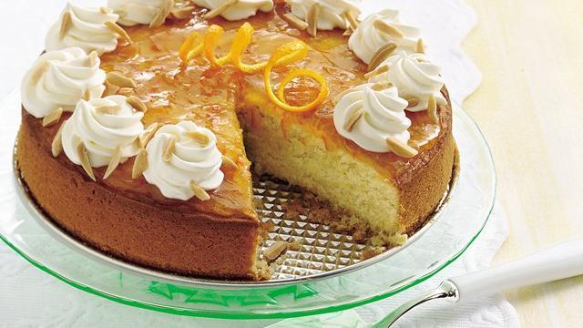 Image of Almond-orange Cake, Pillsbury