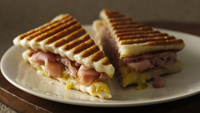 Cuban-Style Panini