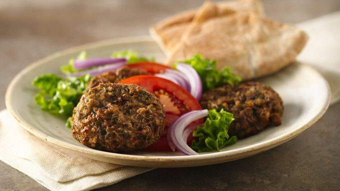 Fava Bean Rounds (Falafel) recipe - from Tablespoon!