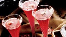 Strawberry Champagne Punch Recipe