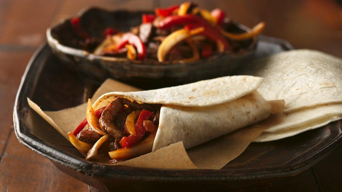 Beef Fajitas - Life Made Delicious