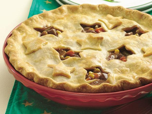 Beef Pot Pie