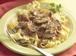 Hearty Beef Stroganoff