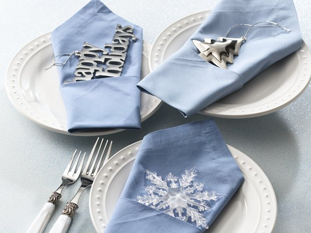 Embellished Napkins
