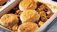 Southwestern Chicken Pot Pie Recipe