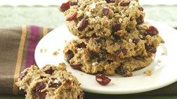 Healthified Oatmeal Peanut Butter Breakfast Cookies