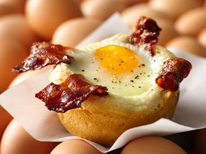 Bacon&#32;and&#32;Egg&#32;Savory&#32;Cupcakes