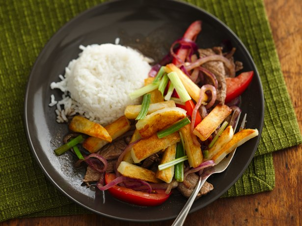 Lomo Saltado