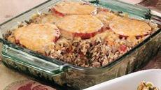 Cheesy Beef and Tomato Bake Recipe