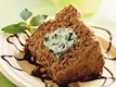 Mint Chocolate Chip Angel Food Cake