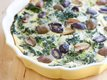 Kale and Olive Egg Bake