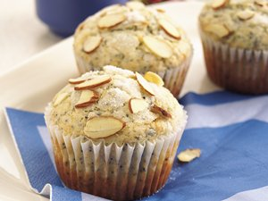 Almond-Poppy&#32;Seed&#32;Muffins