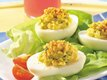 Dijon Deviled Eggs