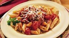 Tuna, Tomato and Penne Pasta Recipe