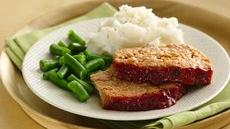 Tastiest Turkey Meat Loaf  Recipe