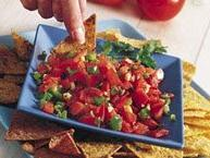 Homemade Tomato Salsa