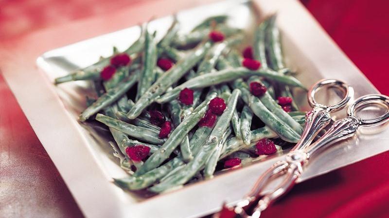 Caesar Green Beans
