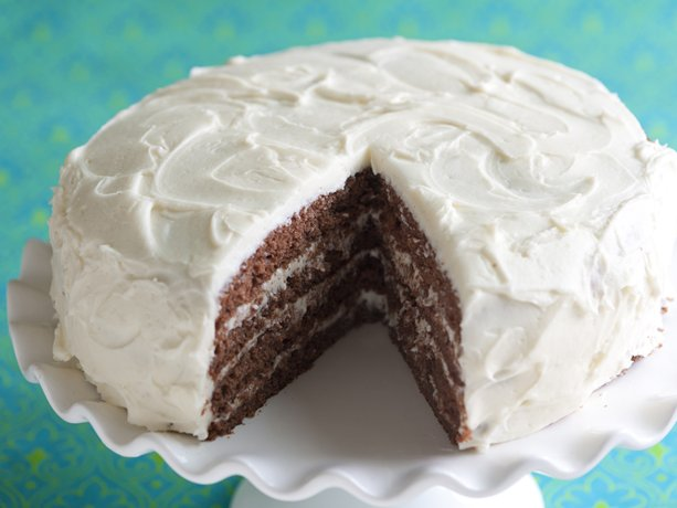 Chocolate-Stout Layer Cake