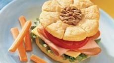 Sunflower Sandwiches Recipe