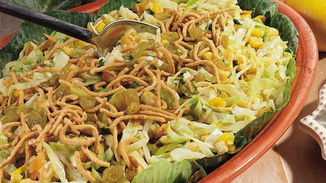 Image of African-style Skillet Slaw, Pillsbury