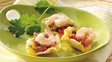 Shrimp-Salsa Nachos Recipe
