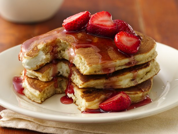 Cheesecake Pancakes