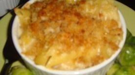 Leftover Cheese Mac n' Cheese