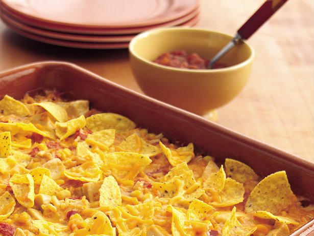 Nacho Chicken Casserole