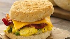 Breakfast Biscuit Sandwiches Recipe