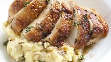 Pan-Roasted Chicken Recipe