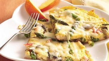 Seafood Frittata